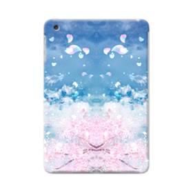 桜の花びら iPad mini 4 ポリカーボネート ハードケース