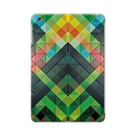抽象的なモザイクパターン iPad mini 4 ポリカーボネート ハードケース