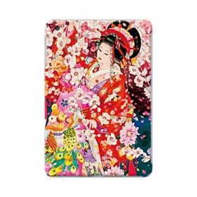 和・花魁&桜 iPad mini 4 ポリカーボネート ハードケース