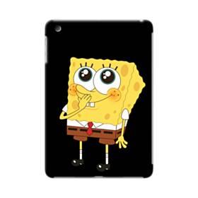 可愛いスポンジボブ iPad mini 4 ポリカーボネート ハードケース