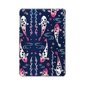 和柄:桜&錦鯉 iPad mini 4 ポリカーボネート ハードケース