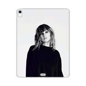 世界の彼女:テイラー・スウィフト01 iPad Pro 12.9 (2018) TPU クリアケース