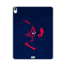 スーパーヒーロー:スパイダーマン iPad Pro 12.9 (2018) TPU クリアケース