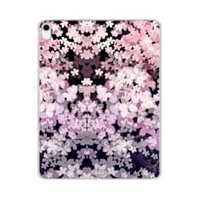 爛漫・夜桜 iPad Pro 12.9 (2018) TPU クリアケース