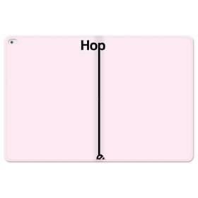 """デザイン アルファベット001,""""hope"""" iPad Pro 12.9 (2015) 合皮 手帳型ケース"""