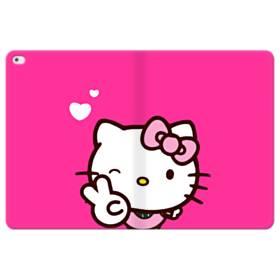 永遠に可愛い!キティちゃん iPad Pro 12.9 (2015) 合皮 手帳型ケース