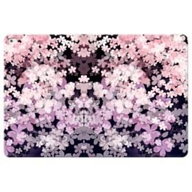 爛漫・夜桜 iPad Pro 12.9 (2015) 合皮 手帳型ケース
