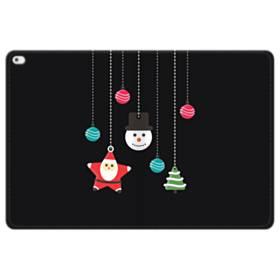 メリー クリスマス デザイン・アクセサリー iPad Pro 12.9 (2015) 合皮 手帳型ケース