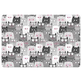 多くの子猫 iPad Pro 12.9 (2015) 合皮 手帳型ケース
