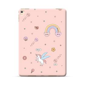 クリスマス ベビー ユニコーン・モチーフ iPad Pro 9.7 (2016) ポリカーボネート ハードケース