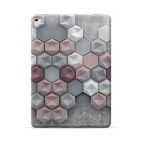 つぶつぶ六角形 iPad Pro 9.7 (2016) ポリカーボネート ハードケース