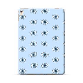 可愛い・目のモチーフ iPad Pro 9.7 (2016) ポリカーボネート ハードケース