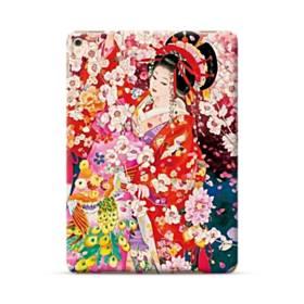 和・花魁&桜 iPad Pro 9.7 (2016) ポリカーボネート ハードケース