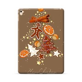 メリー クリスマス クッキー&チョコ iPad Pro 9.7 (2016) ポリカーボネート ハードケース