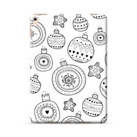 クリスマス アート&シンプルなモチーフ iPad Pro 9.7 (2016) ポリカーボネート ハードケース