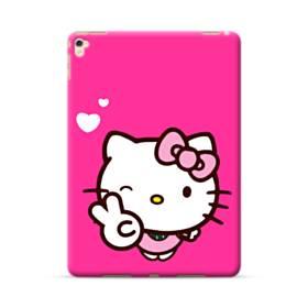 永遠に可愛い!キティちゃん iPad Pro 9.7 (2016) ポリカーボネート ハードケース
