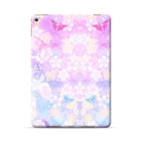 爛漫・抽象的な桜の花 iPad Pro 9.7 (2016) ポリカーボネート ハードケース
