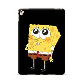 可愛いスポンジボブ iPad Pro 9.7 (2016) ポリカーボネート ハードケース