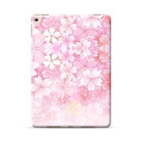 爛漫・ピンク&桜色 iPad Pro 9.7 (2016) ポリカーボネート ハードケース