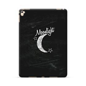 デザイン アルファベット010 moonlight iPad Pro 9.7 (2016) ポリカーボネート ハードケース