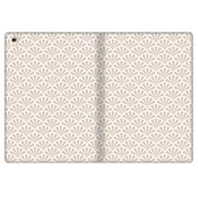 デザイン・和のパターン iPad Pro 9.7 (2016) 合皮 手帳型ケース