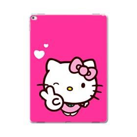永遠に可愛い!キティちゃん iPad Pro 12.9 (2015) ポリカーボネート ハードケース