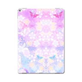 爛漫・抽象的な桜の花 iPad Pro 12.9 (2015) ポリカーボネート ハードケース