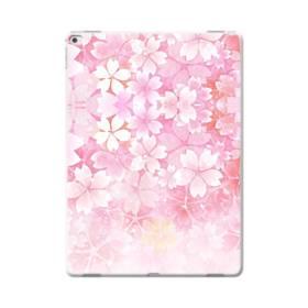 爛漫・ピンク&桜色 iPad Pro 12.9 (2015) ポリカーボネート ハードケース