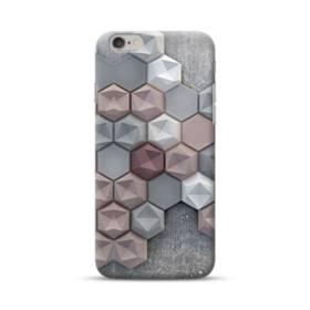 つぶつぶ六角形 iPhone 6S/6 ポリカーボネート ハードケース