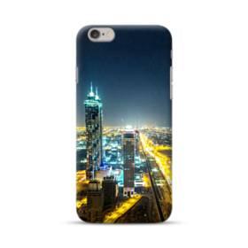 ザ・シティー夜景01 iPhone 6S/6 ポリカーボネート ハードケース