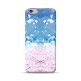 桜の花びら iPhone 6S/6 ポリカーボネート ハードケース