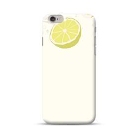ザ・果物(ライム)のアート iPhone 6S/6 ポリカーボネート ハードケース