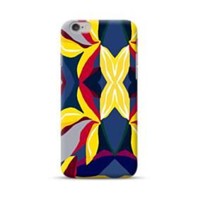 アートなパターン(暖かい色系) iPhone 6S/6 ポリカーボネート ハードケース