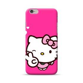 永遠に可愛い!キティちゃん iPhone 6S/6 ポリカーボネート ハードケース