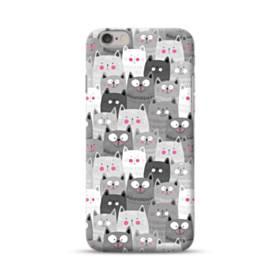 多くの子猫 iPhone 6S/6 ポリカーボネート ハードケース