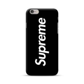 ニューヨークよりブラック・スーパー・ミ(super me) iPhone 6S/6 ポリカーボネート ハードケース