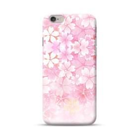 爛漫・ピンク&桜色 iPhone 6S/6 ポリカーボネート ハードケース