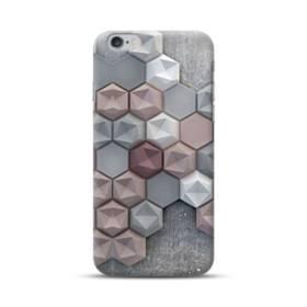 つぶつぶ六角形 iPhone 6S/6 Plus ポリカーボネート ハードケース