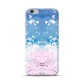 桜の花びら iPhone 6S/6 Plus ポリカーボネート ハードケース