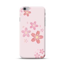 春・桜の花001 iPhone 6S/6 Plus ポリカーボネート ハードケース