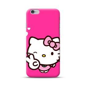 永遠に可愛い!キティちゃん iPhone 6S/6 Plus ポリカーボネート ハードケース