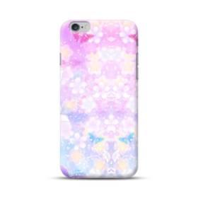 爛漫・抽象的な桜の花 iPhone 6S/6 Plus ポリカーボネート ハードケース