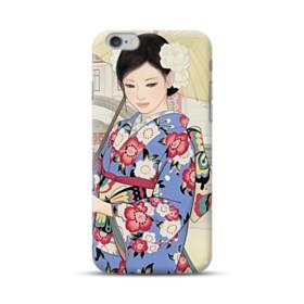 こんにちは、ジャパンガール! iPhone 6S/6 Plus ポリカーボネート ハードケース