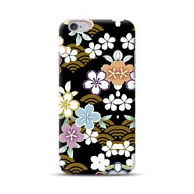 和風・桜&浪 iPhone 6S/6 Plus ポリカーボネート ハードケース