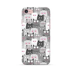 多くの子猫 iPhone 7 ポリカーボネート ハードケース