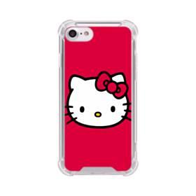 永遠に可愛い! iPhone 8 TPU クリアケース