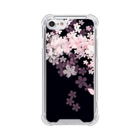 爛漫・桜 iPhone 8 TPU クリアケース