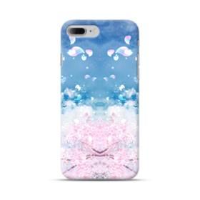 桜の花びら iPhone 7 Plus ポリカーボネート ハードケース