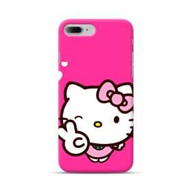 永遠に可愛い!キティちゃん iPhone 7 Plus ポリカーボネート ハードケース
