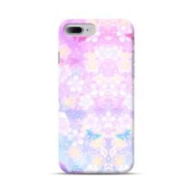 爛漫・抽象的な桜の花 iPhone 7 Plus ポリカーボネート ハードケース